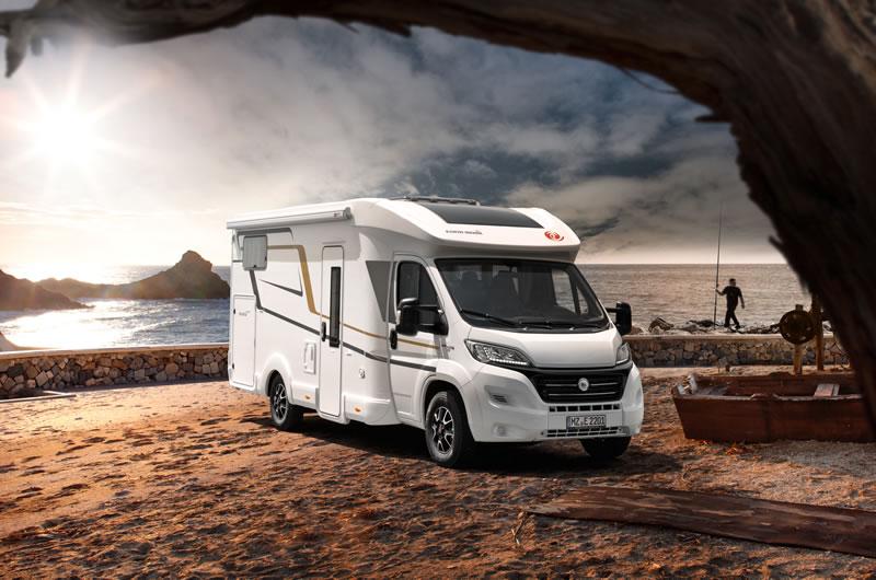 Eura Mobil PT 695 EB bei Käser Camping mieten
