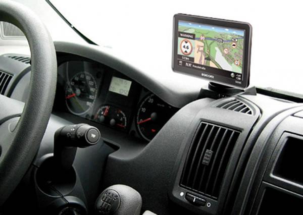 Mobiles Navigationsgerät für W0ohnmoblie zur Miete